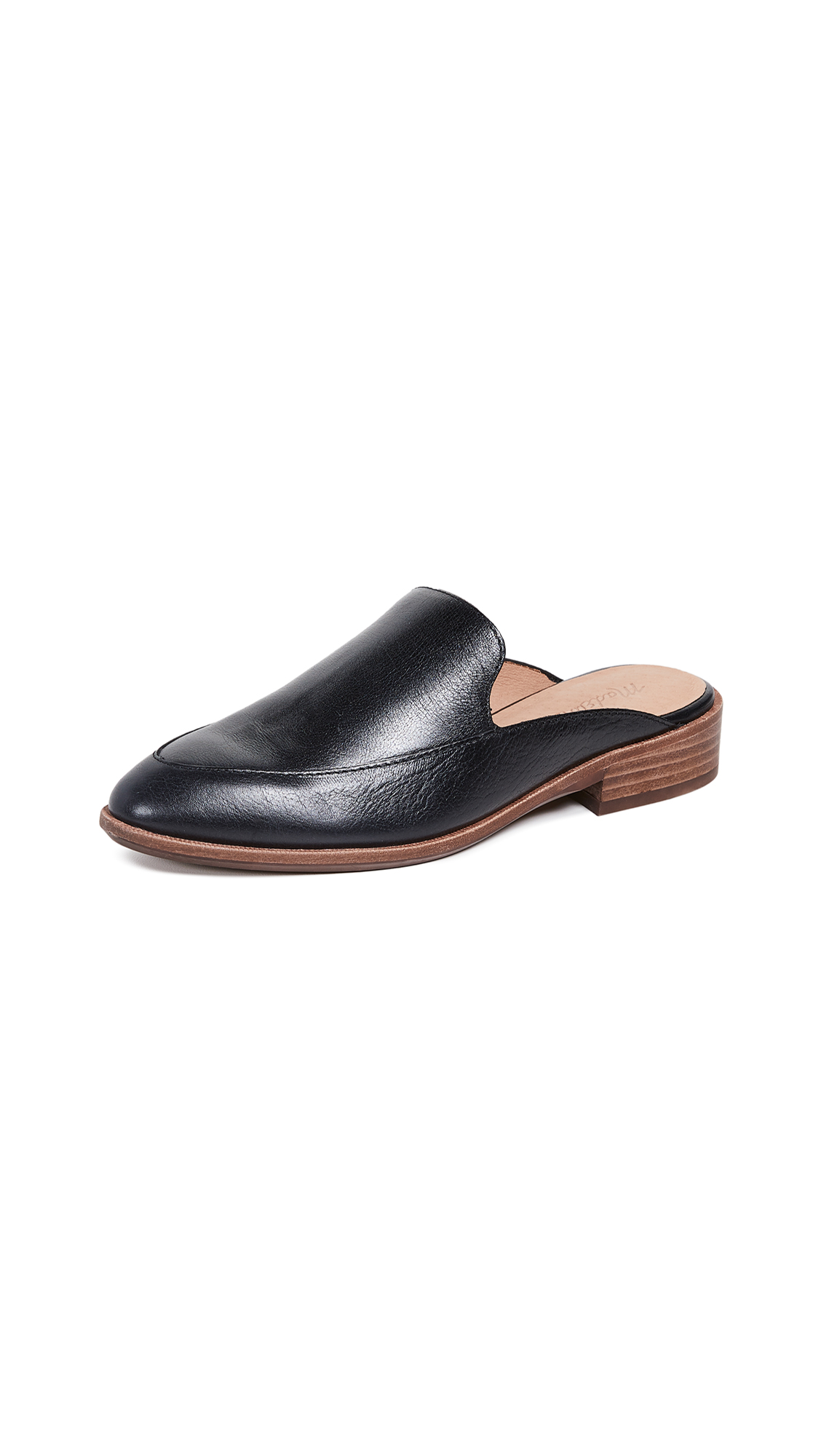 Buy Madewell Frances Loafer Mules online, shop Madewell