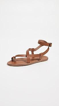 d9380442451f Madewell. The Boardwalk Bare Sandals