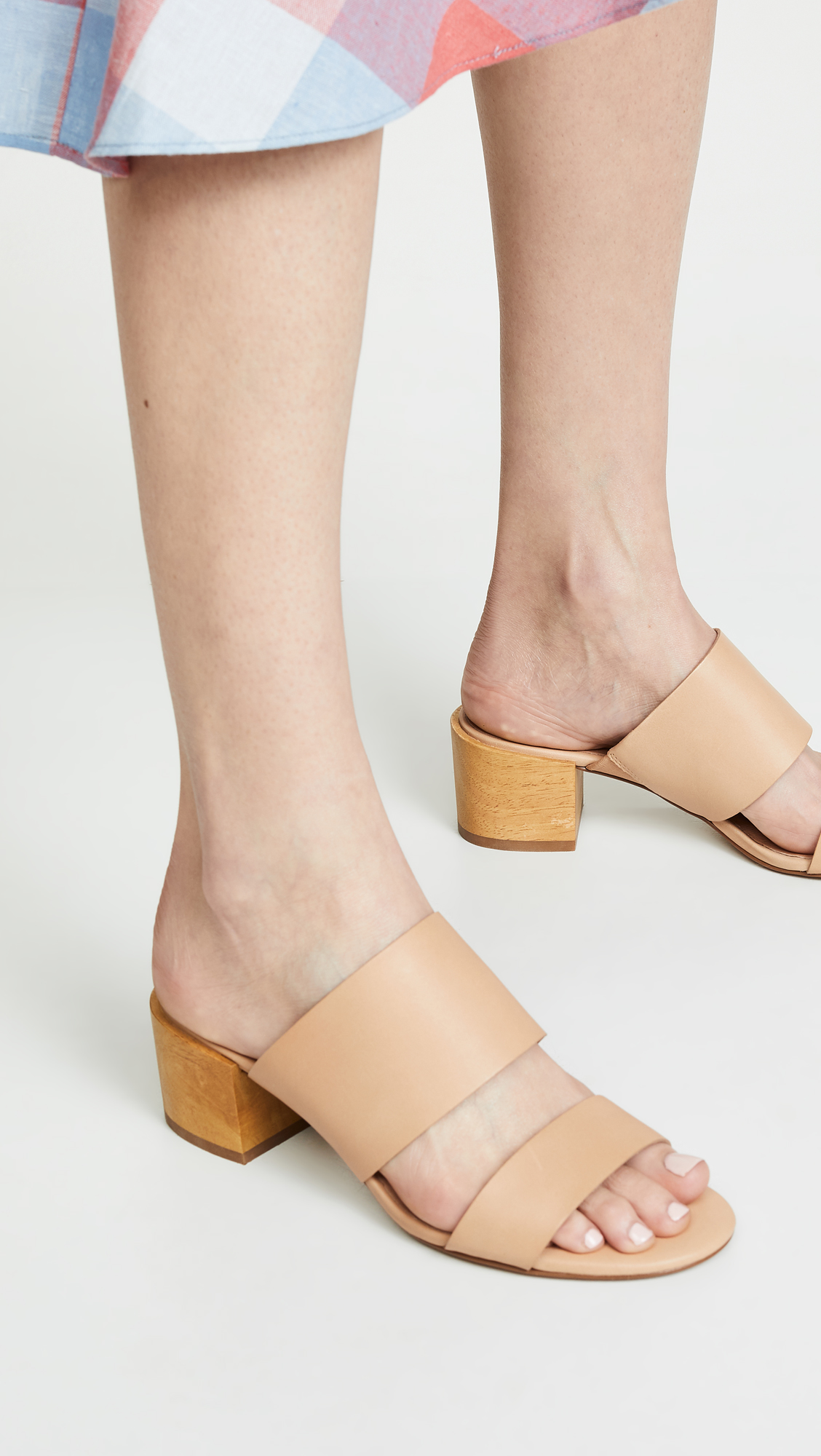 342f19201a4 Madewell The Kiera Mule Sandals