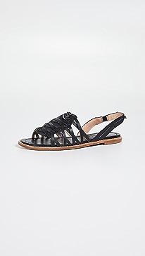 448cc6364a49 Madewell. The Maya Huarache Sandals