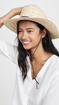 3890e8e0e012b Madewell. Raffia Lifeguard Hat