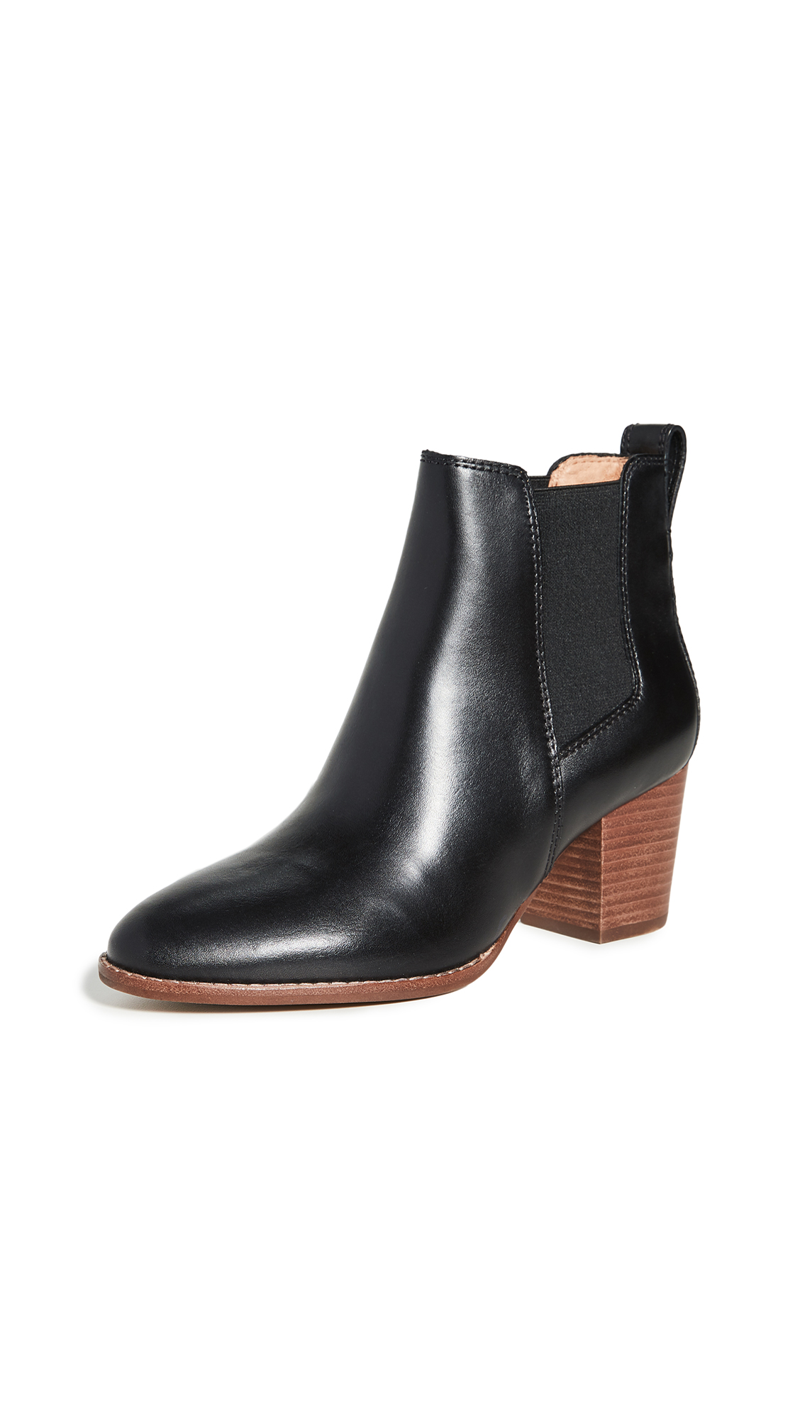 Buy Madewell online - photo of Madewell The Baine Block Heel Booties