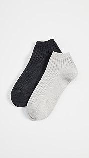 Madewell Рубчатые носки до щиколотки