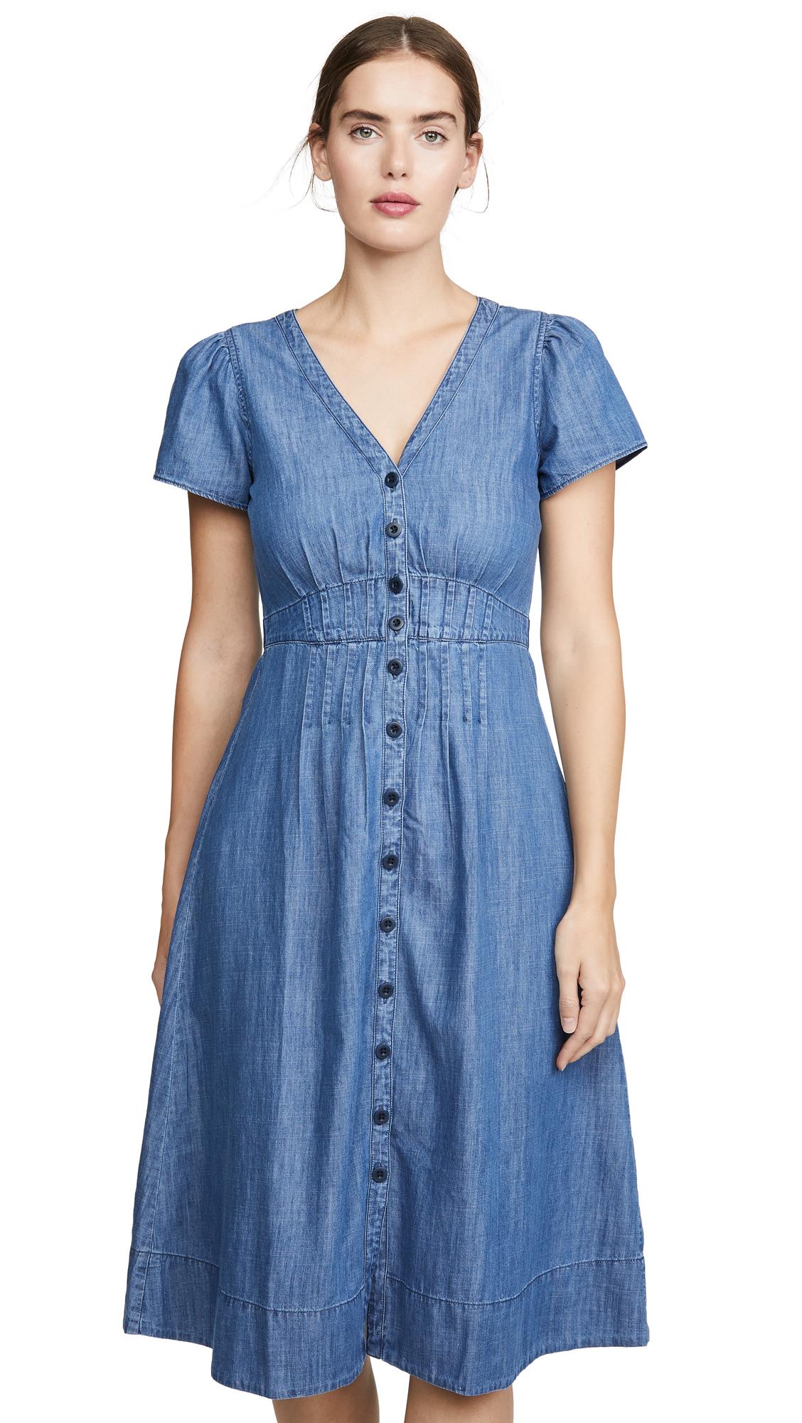 Madewell Denim Melody Dress - 70% Off Sale