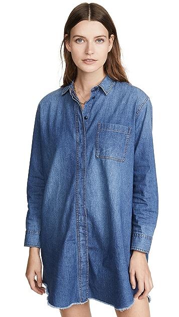 Madewell Oversized Shirtdress
