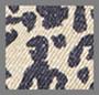 豹纹印花秋日风格