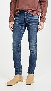 Madewell Bramlett Medium Wash Skinny Jeans