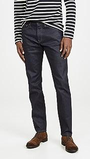 Madewell Slim Slevedge Jeans in Resin Rinse
