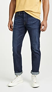 Madewell Slim Jeans In Dark Worn