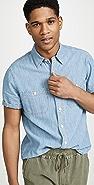 Madewell Chambray Woven Shirt