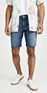Madewell Denim Shorts In Rinse