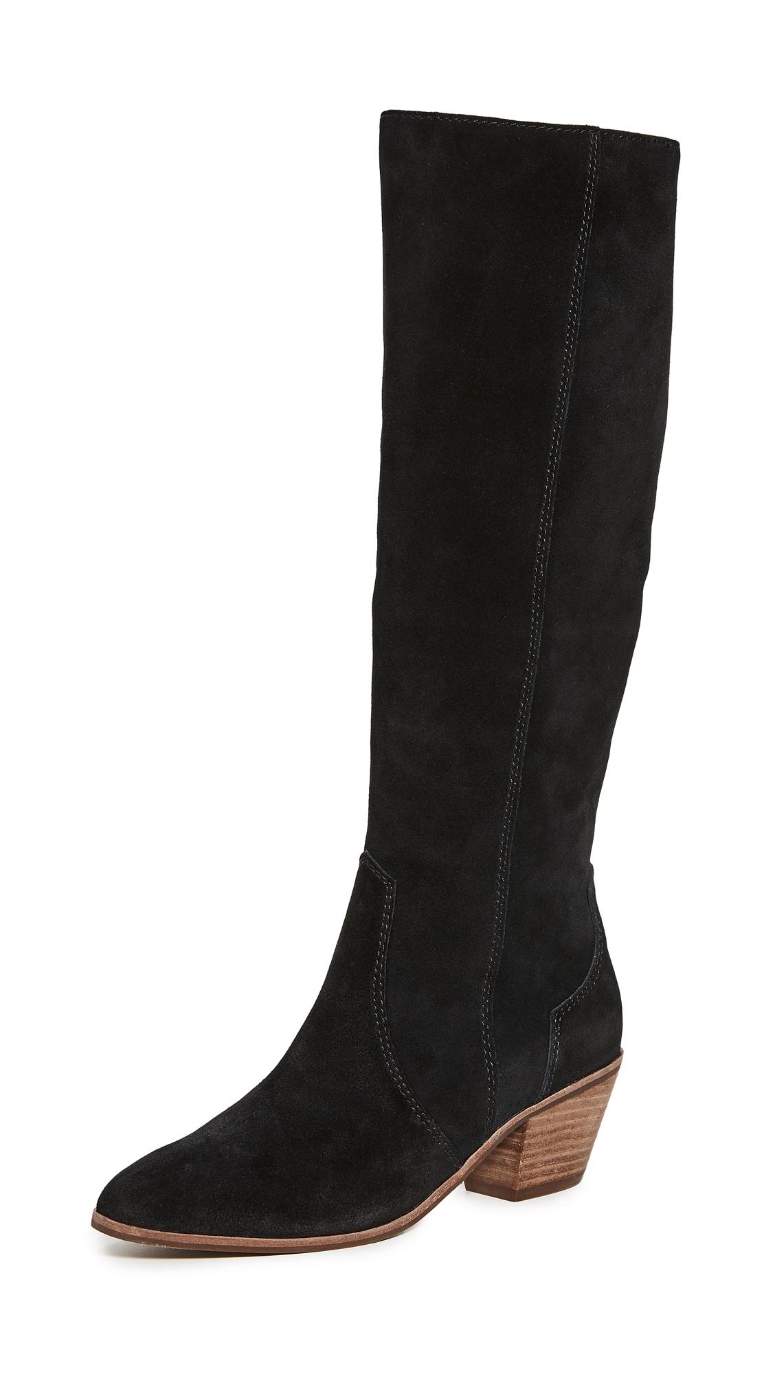 Madewell Greta Tall Western Boots – 70% Off Sale