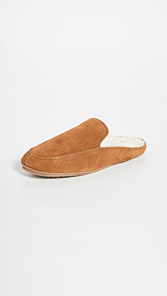 Madewell THE LOAFER SCUFF SLIPPERS