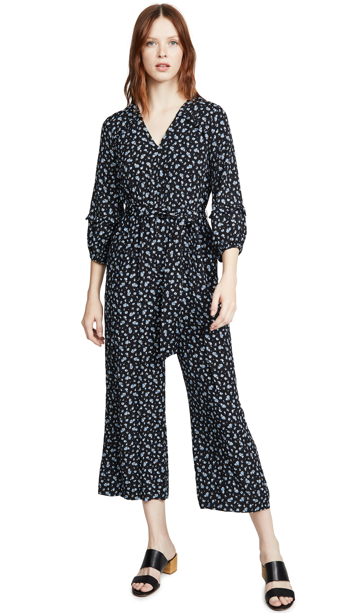 Buy Madewell online - photo of Madewell Wrap Jumpsuit