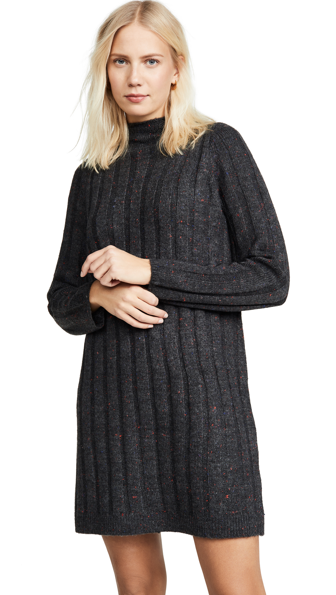 Buy Madewell Mock Neck Mini Sweater Dress online beautiful Madewell Clothing, Dresses