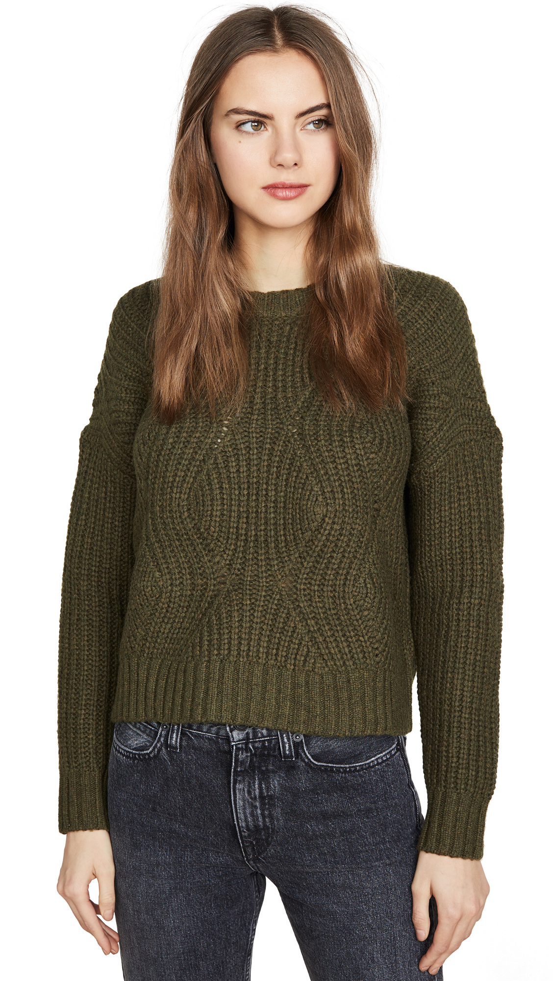 Buy Madewell online - photo of Madewell Everett Rib Pullover Sweater