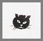 Pearl Ivory Cat Dot