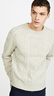 Madewell Cable Knit Sweater