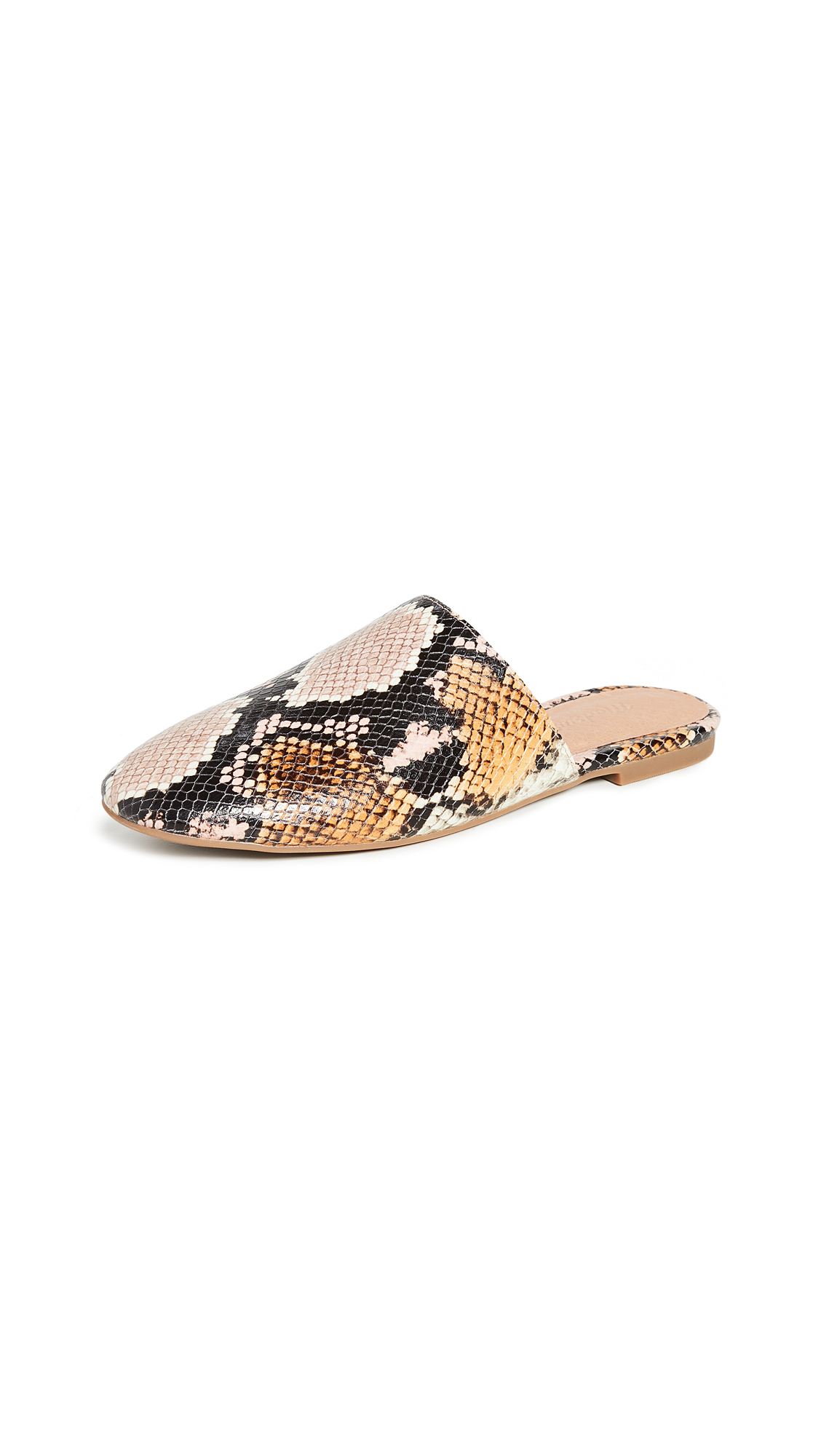 Buy Madewell Carter Round Toe Mules online, shop Madewell