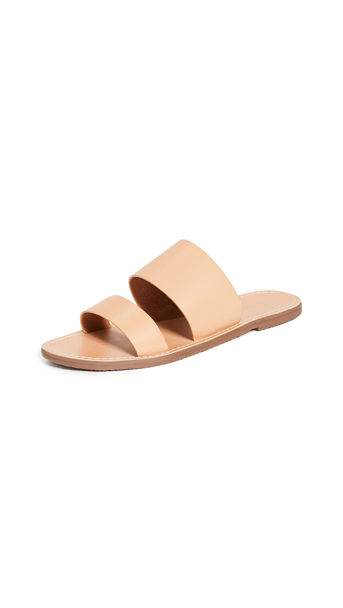 Buy Madewell Boardwalk 2 Strap Randa Slides online, shop Madewell