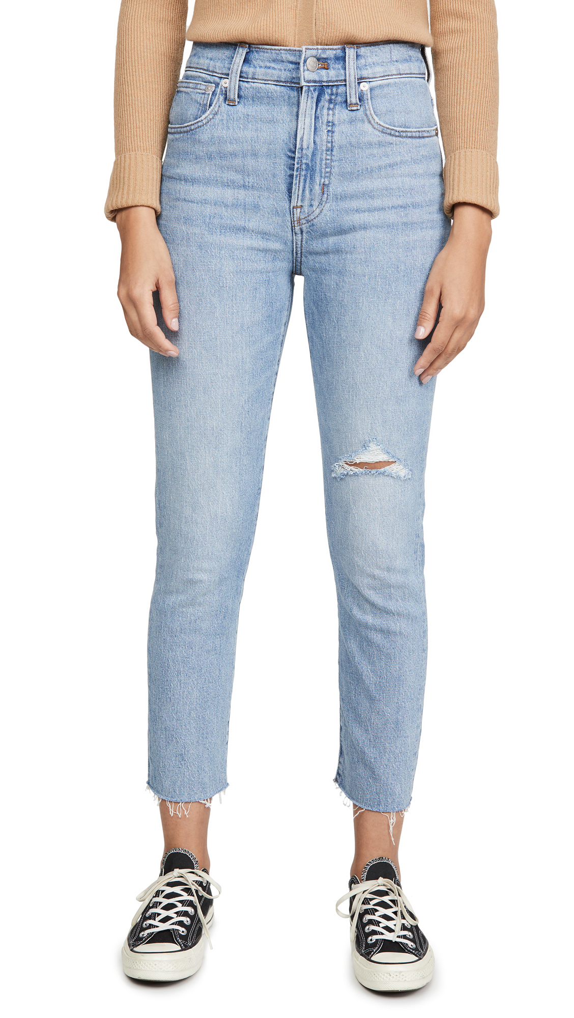 Buy Madewell online - photo of Madewell Perfect Vintage Jeans