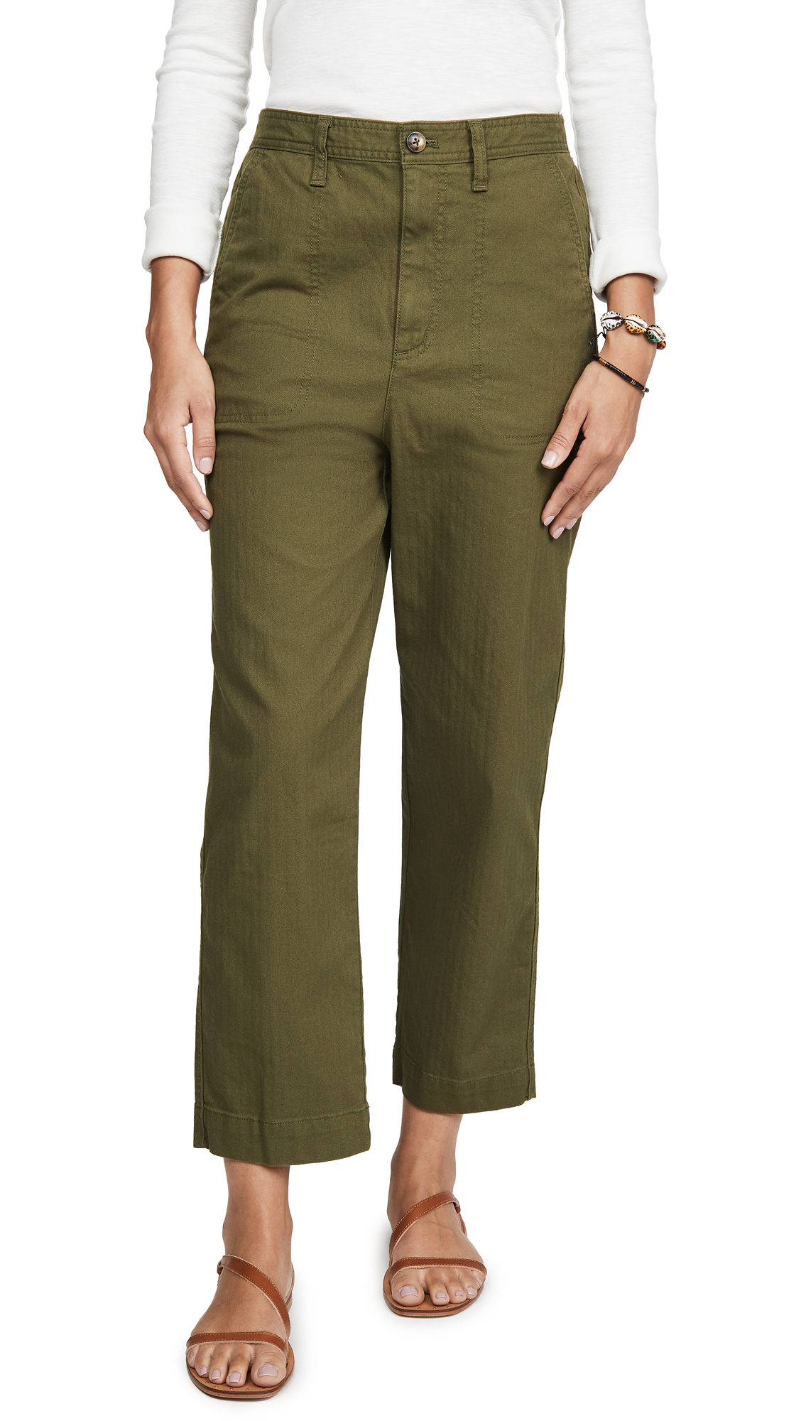 Buy Madewell online - photo of Madewell Camp Pants