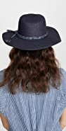 Madewell 可折叠 Mesa 草编帽