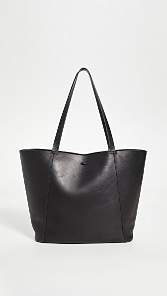Madewell Tie Knot Tote Carryall Bag