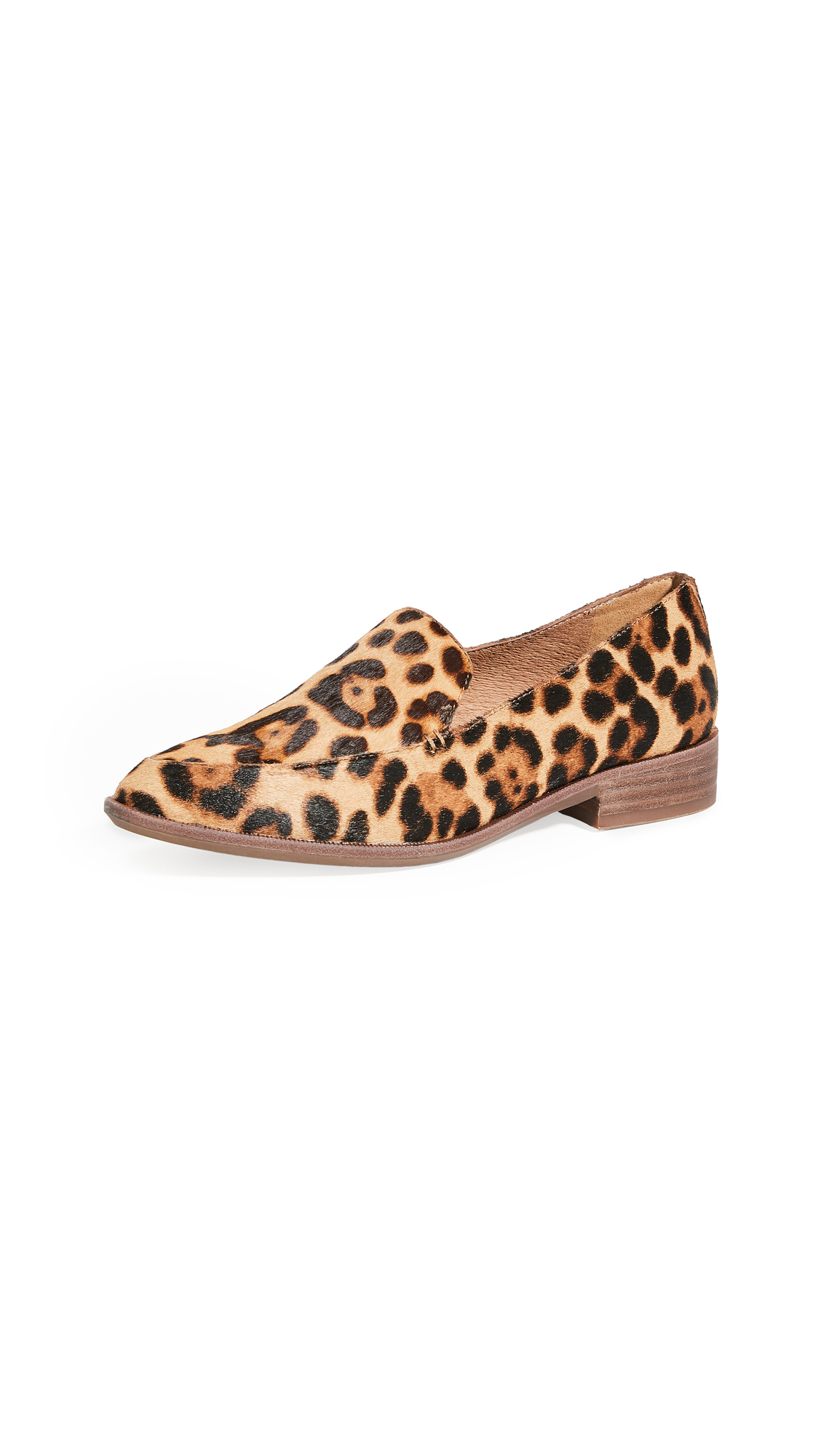 Madewell The Frances Loafers In Truffle Multi