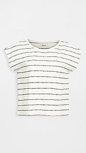 Madewell 条纹设计 Siesta 睡衣
