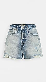 Madewell Mom 短裤