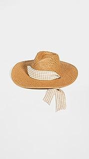 Madewell 织物下巴带帽子