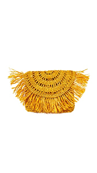 Mar Y Sol Mia Mini Clutch - Sunflower