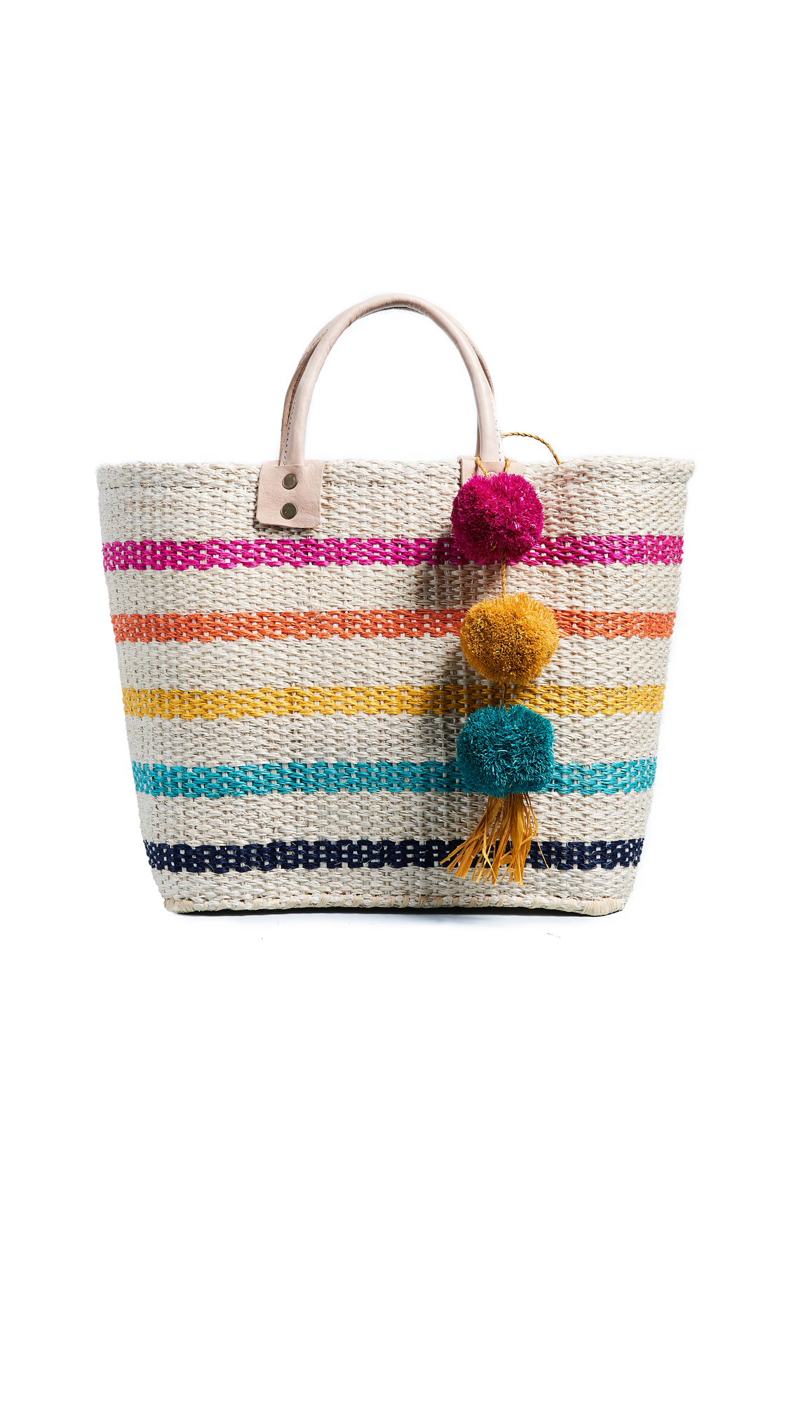 woven-bags-and-accessories-2018-pompom-tassels4