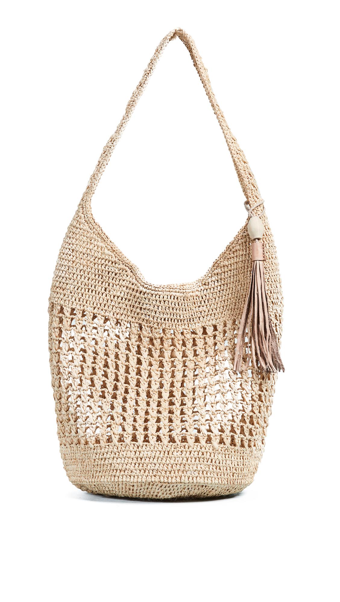 Aspen Shoulder Bag in Natural