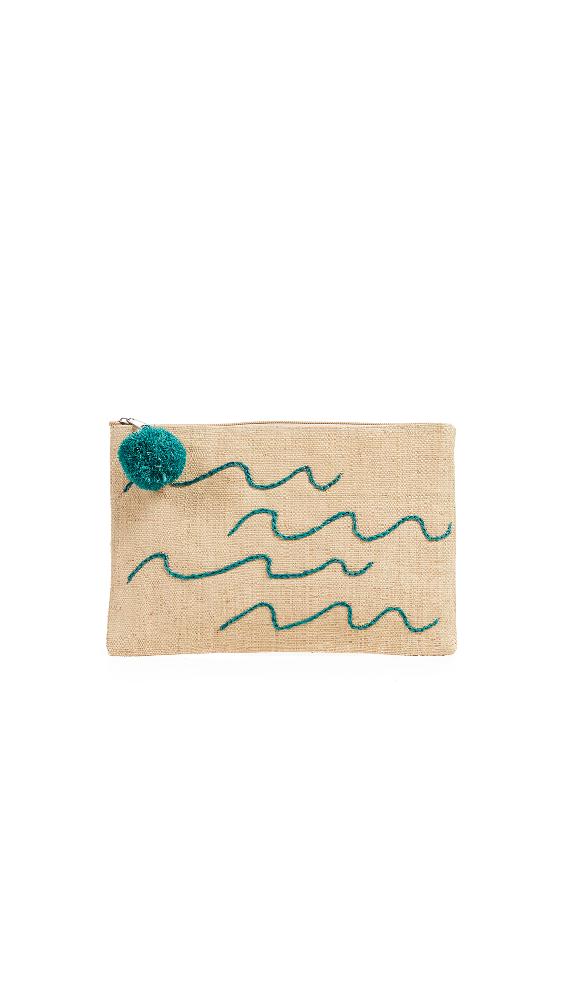 June Pouch, Waves