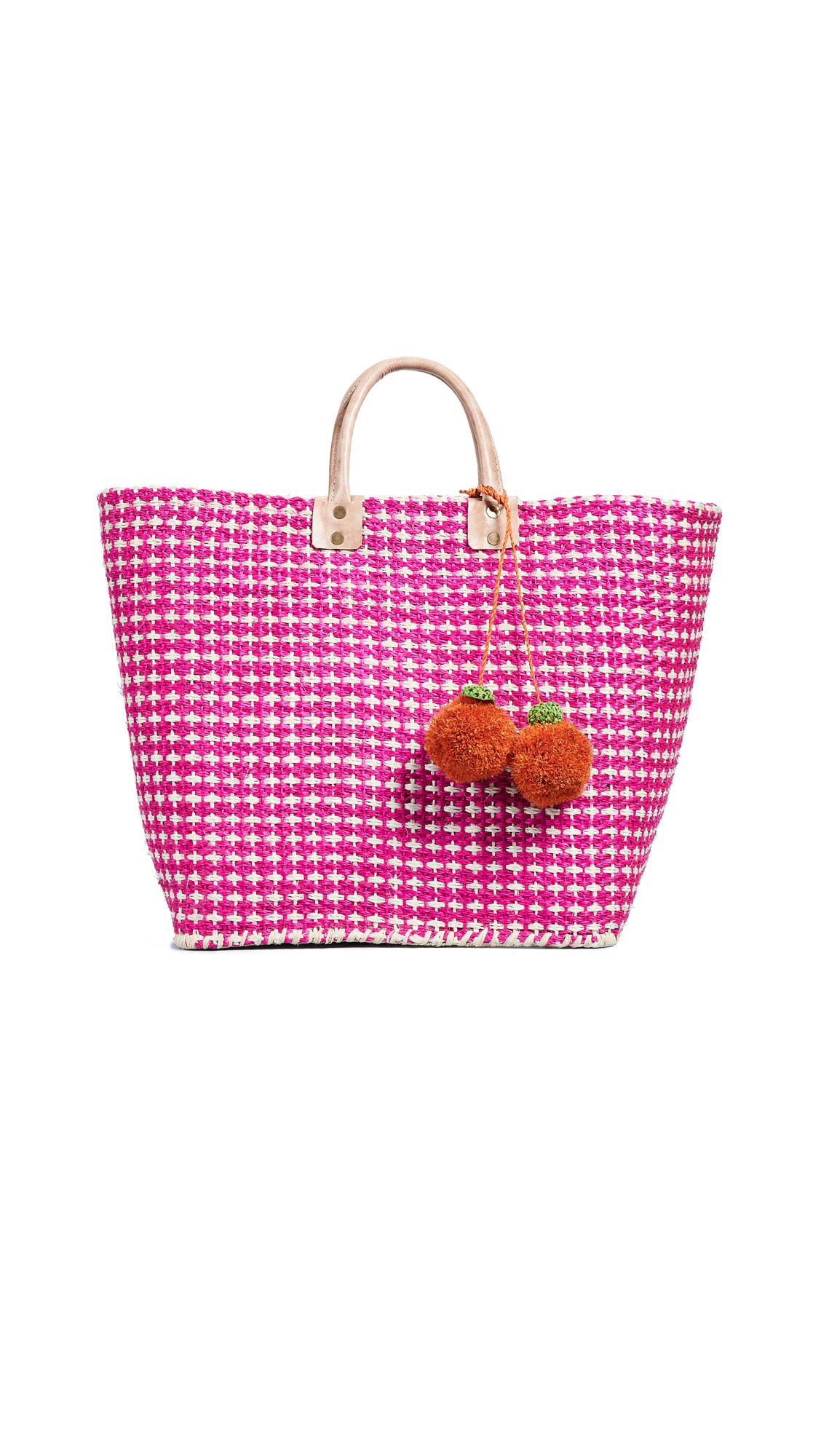 Hadley Fruit Basket, Pink
