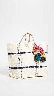 Mar Y Sol Belo Tote Bag
