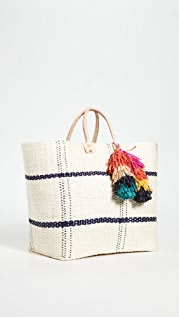 Mar Y Sol Объемная сумка Belo с короткими ручками