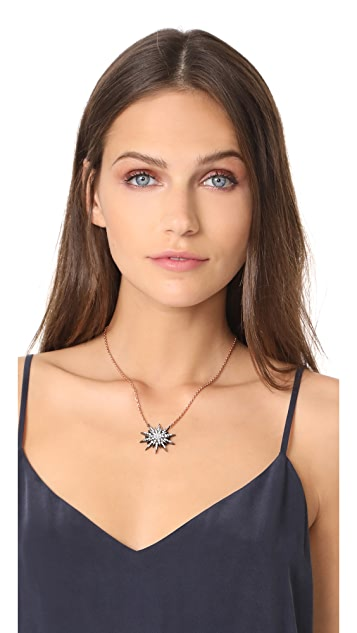 Maha Lozi Star Necklace