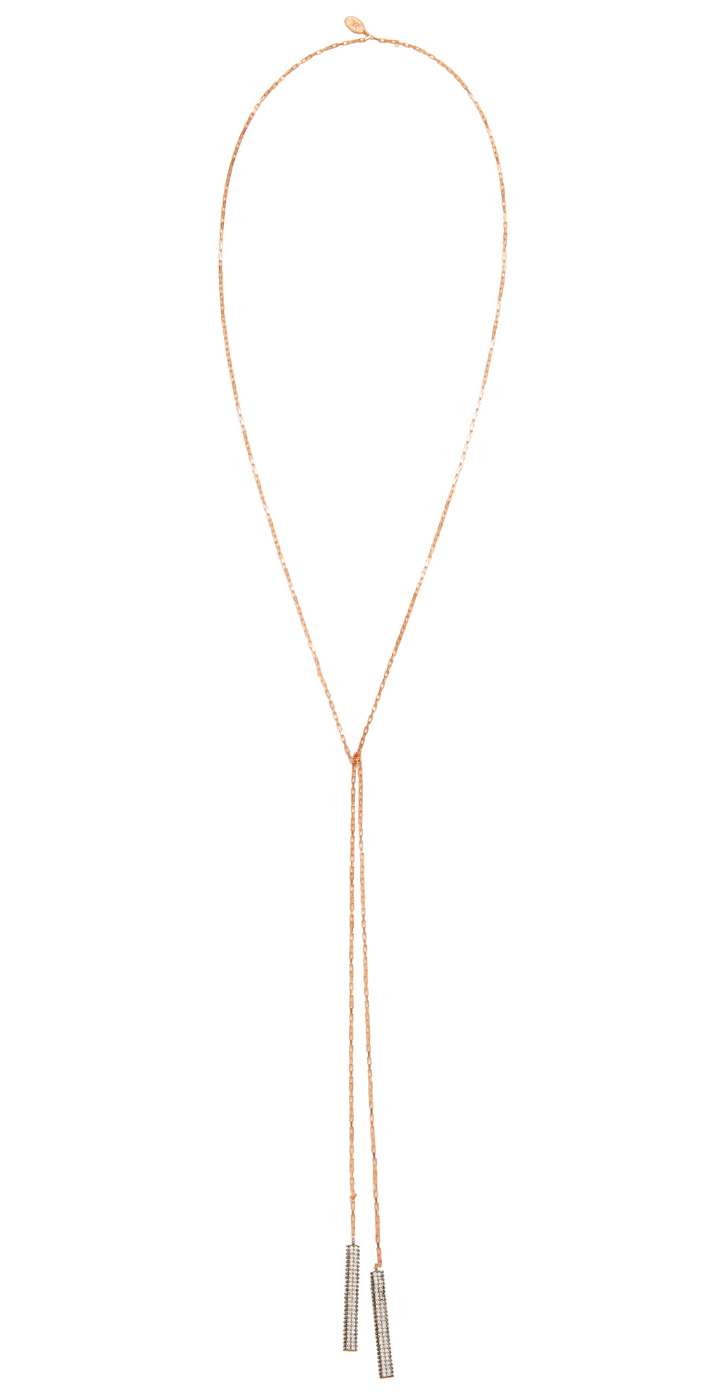 No Strings Attached Necklace Maha Lozi