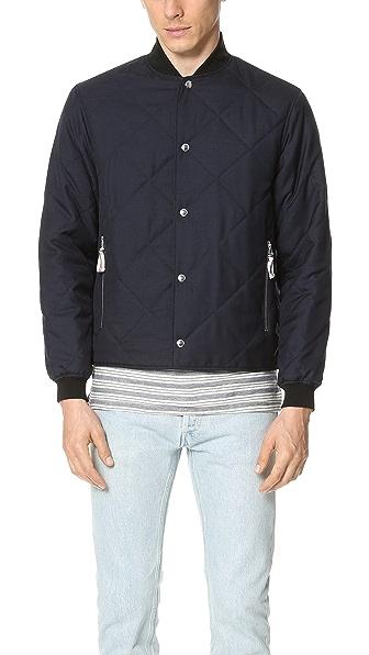 Maison Kitsune Cody Quilted Jacket