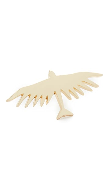 Maison Kitsune Bird Pin