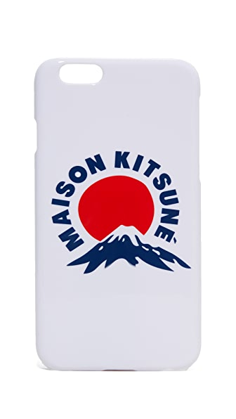 Maison Kitsune Mount Fuji iPhone 6 / 6s Case