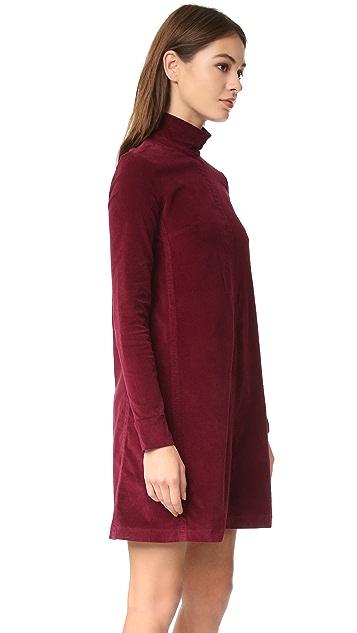 Maison Kitsune Turtleneck Dress