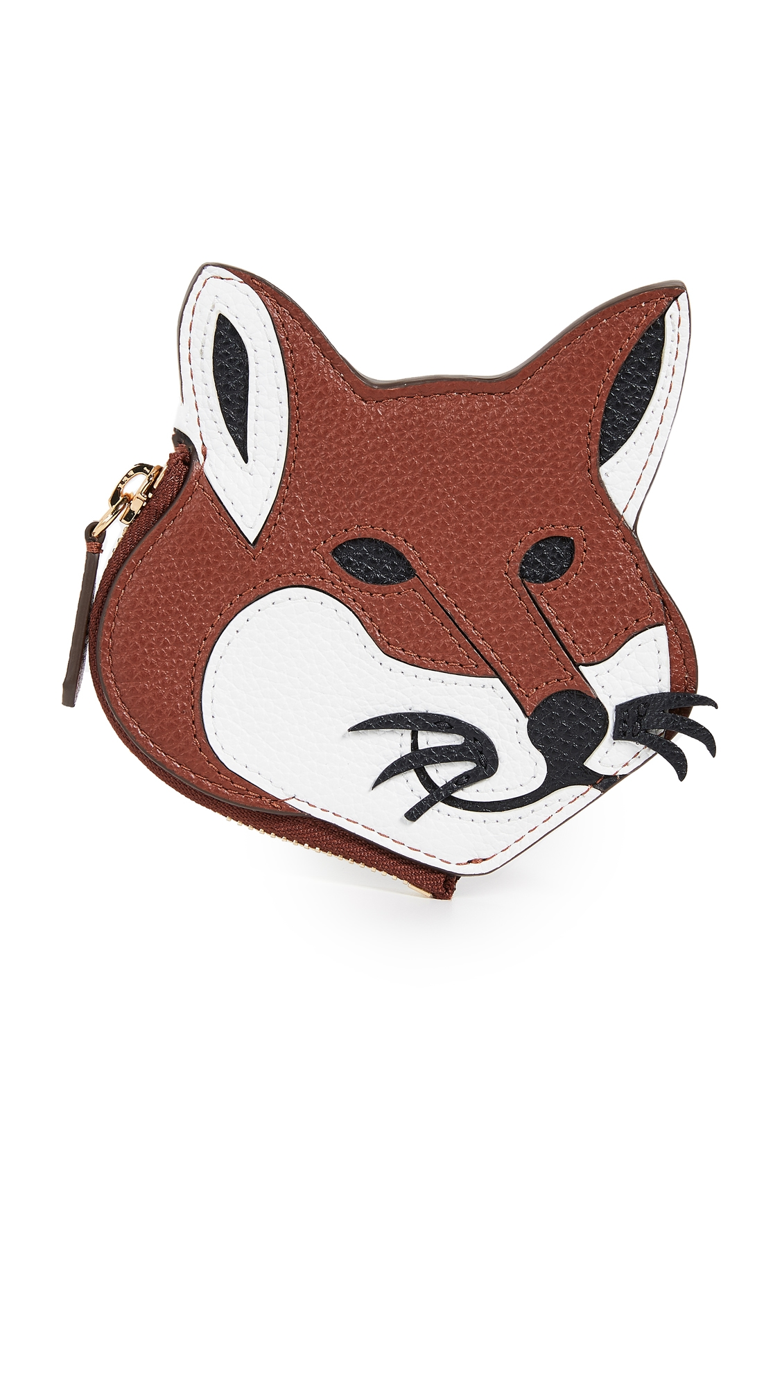 Maison Kitsuné Accessories FOX HEAD COIN PURSE