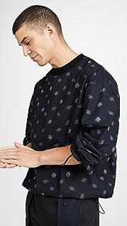 Maison Kitsune Long Sleeve T-Shirt