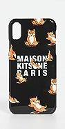 Maison Kitsune Yoga Fox iPhone X / XS Case