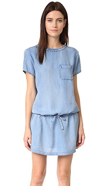 Scotch & Soda/Maison Scotch Straight Fit Dress