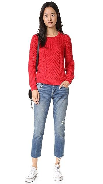 Scotch & Soda/Maison Scotch Cable Sweater